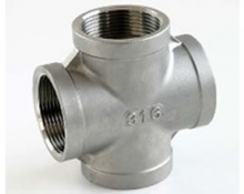 Tees-Crosses, Flanges & Gauges