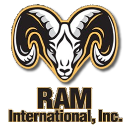 ram international inc logo